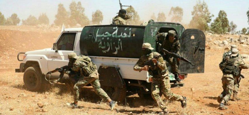İdlib'de HTŞ'den IŞİD hücrelerine baskın