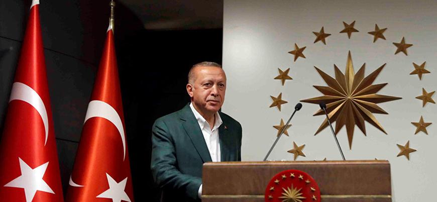 Erdoğan seçim konusunda suskunluğunu bozdu