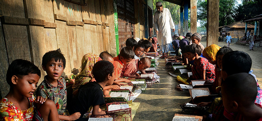 UNICEF: Bangladeş'te 19 milyon çocuğun hayatı tehlikede