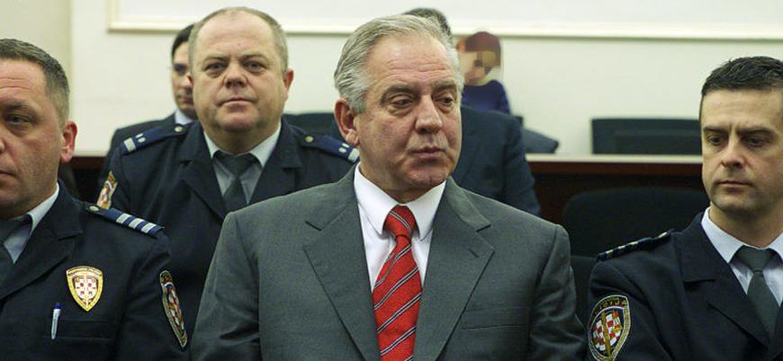 Hırvatistan'ın eski başbakanına 6 yıl hapis cezası