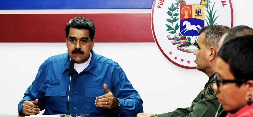 ABD'den Venezuela'ya müdahale sinyali: Askeri seçenek çok ciddi