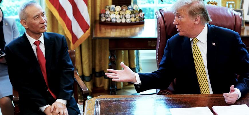 Beyaz Saray'dan Çin ile anlaşma açıklaması