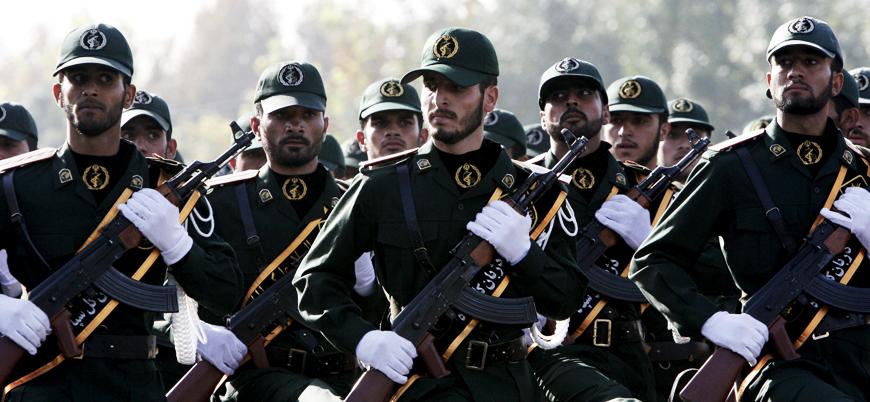 """""""ABD İran Devrim Muhafızları'nı terör listesine alacak"""""""