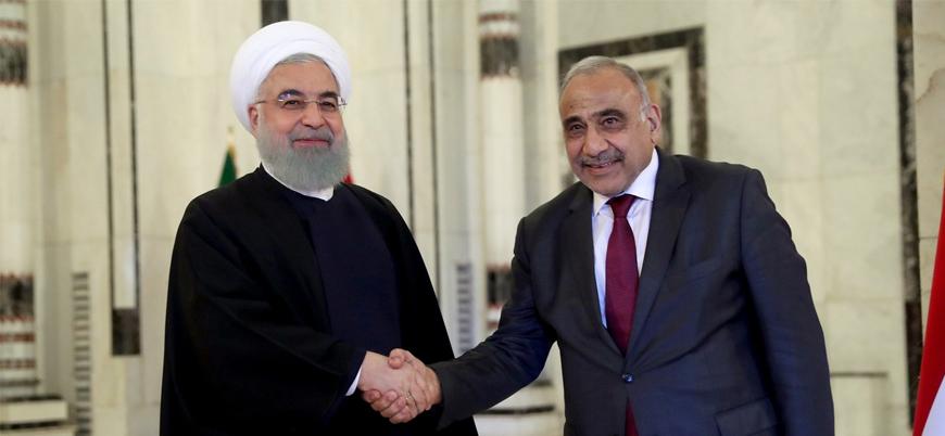 Bağdat hükümeti başbakanı Abdulmehdi'den İran'a ziyaret