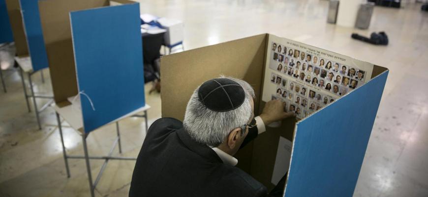 İsrail'de erken seçime günler kala anketlerde son durum
