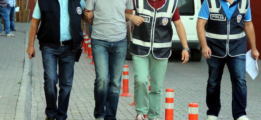 Adana merkezli 6 ilde 'FETÖ' operasyonu