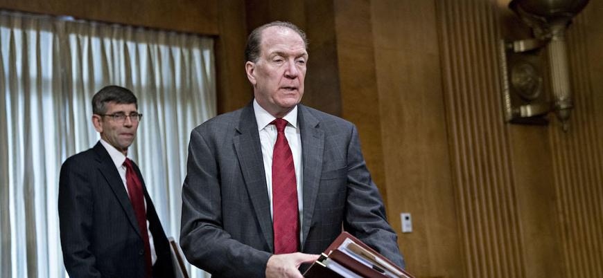 Dünya Bankası'nın yeni başkanı belli oldu
