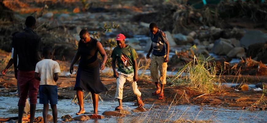 Idai kasırgasında 843 kişi öldü: 3 milyon insan yardım bekliyor