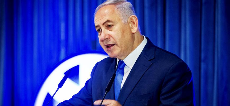 Netanyahu'dan seçim vaadi: Filistin toprakları ilhak edilecek