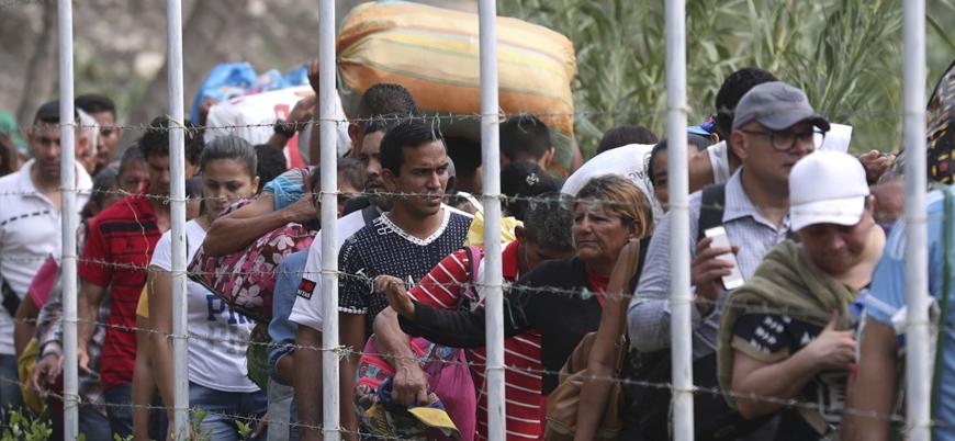 BM: Venezuela'lı mülteciler cinsel istismara uğruyor