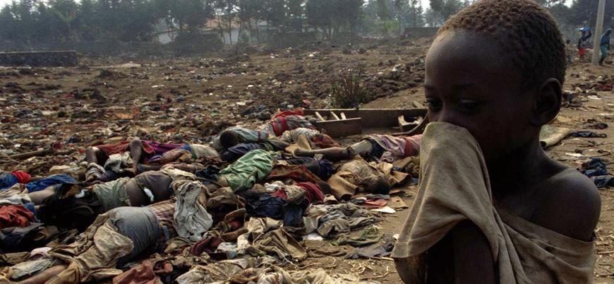 800 bin insan katledilmişti: 25'inci yılında Ruanda Soykırımı
