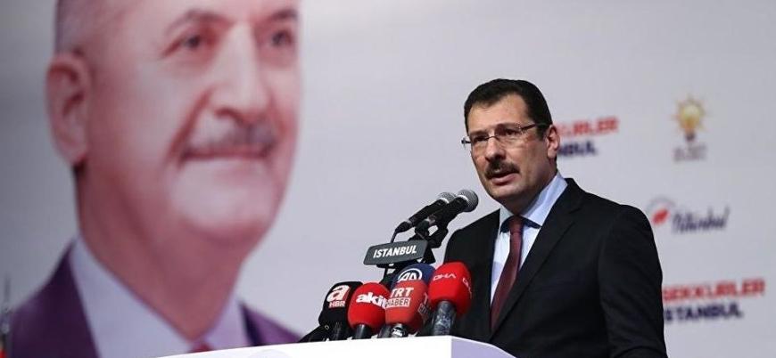 AK Parti İstanbul seçimlerine 'olağanüstü itiraz' edecek