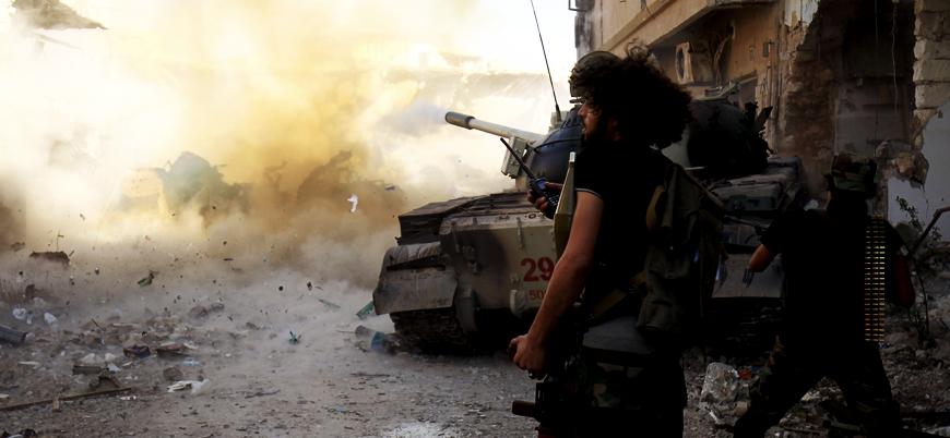 Libya'da çatışan taraflara BM'den çağrı: Ateşkes yapın