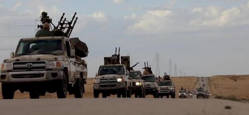 Libya'da Hafter-Trablus hükümeti savaşı sürüyor: 21 kişi öldü