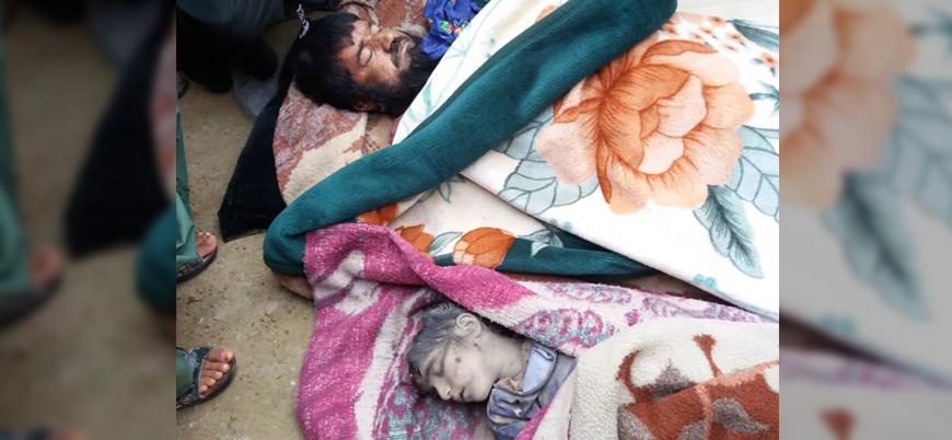 ABD güçleri Afganistan'ın kuzeyinde sivilleri bombaladı