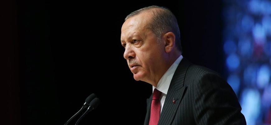 Erdoğan'dan 'yeni parti' iması: İçimizde belli seviyelere gelenlerin yaptıkları yenilir yutulur değil