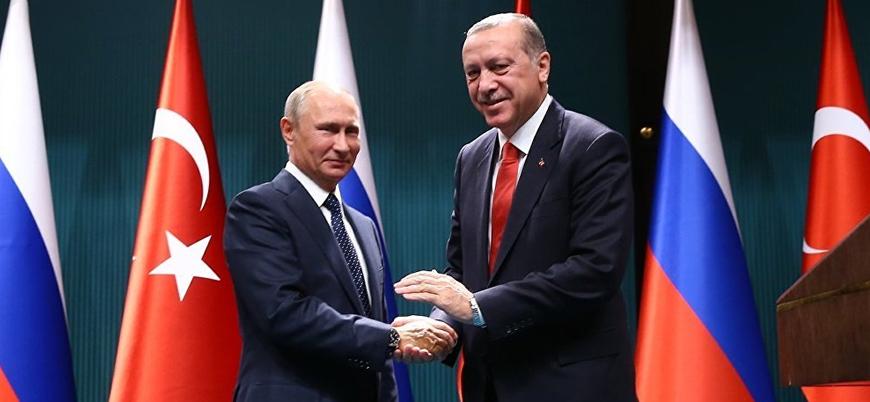 Erdoğan ile Putin görüşmesi: İdlib'de çözüm Soçi Mutabakatı'ndan geçiyor