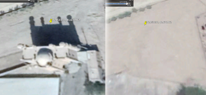 Çin Doğu Türkistan'daki tarihi camileri yıkıyor: 22yılda 1200 cami kapatıldı