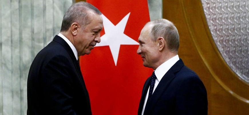 Cumhurbaşkanı Erdoğan Rusya'da Putin ile bir araya geldi