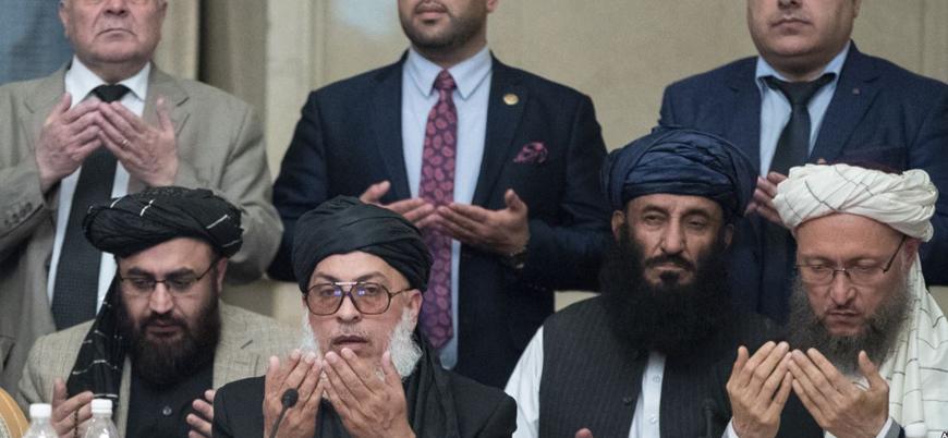 Taliban'dan 'Katar Konferansı' açıklaması