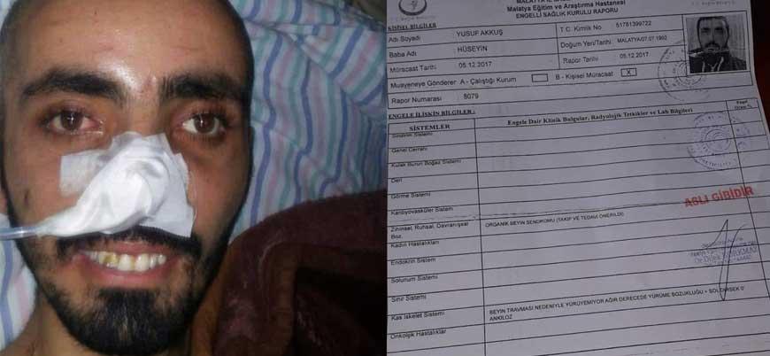 Yüzde 70 engelli 'yardım gönüllüsü' Yusuf Akkuş tutuklandı