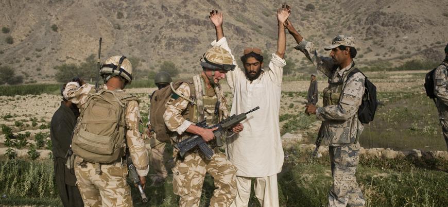 Afganistan'da düğün konvoyundan rüşvet alamayan Kabil hükümeti güçlerinden katliam