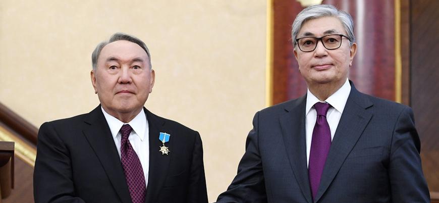 Kazakistan'da 'Nazarbayev etkisi': Atamalar için onayı alınacak