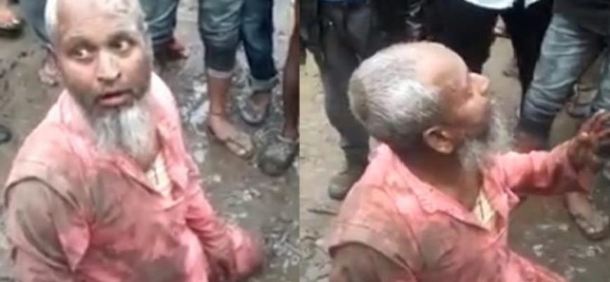 Hindistan'da inek eti satan Müslümana saldırı