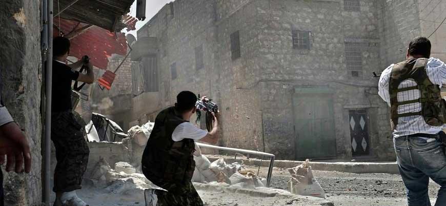 Muhalifler Hama'da rejim mevzilerine sızdı