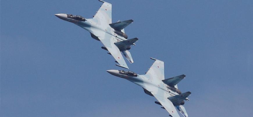 ABD'den Mısır'a Su-35 tehdidi: Rus uçağı almayın