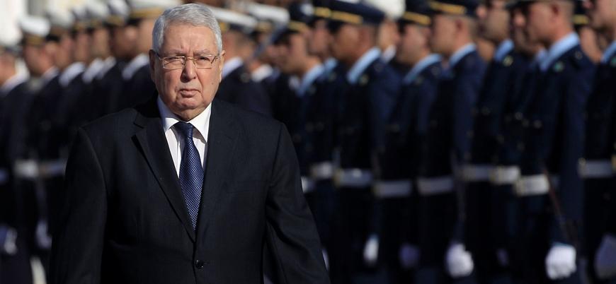 Cezayir'de Buteflika'nın yerine geçecek isim belli oldu