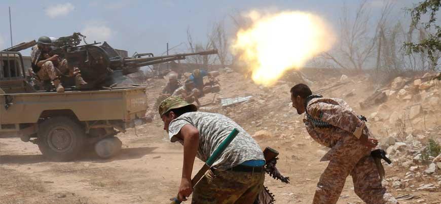 Libya'da geniş çaplı IŞİD saldırısı