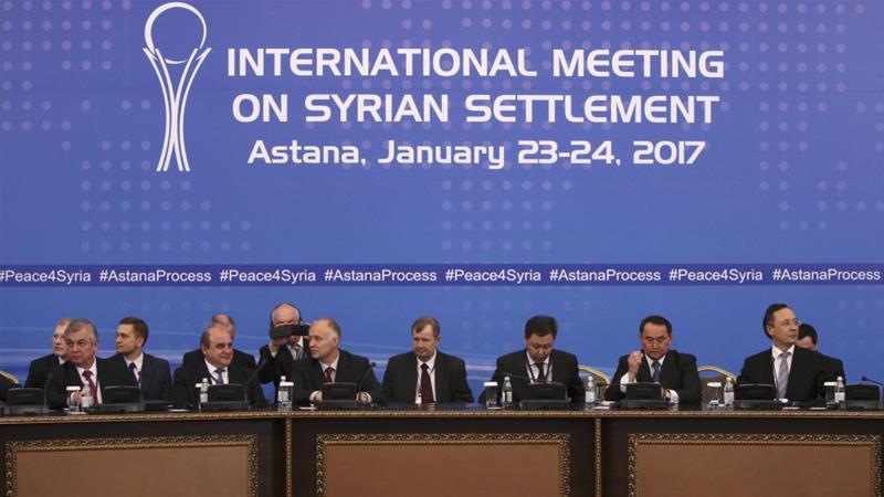 Astana görüşmelerinde 2. tur
