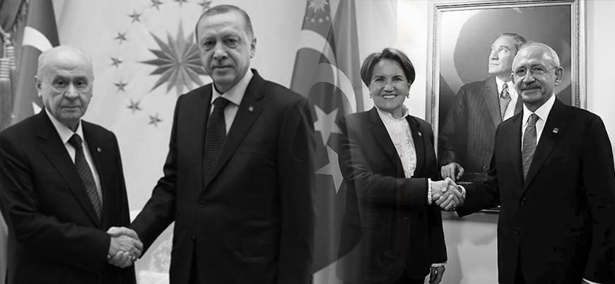 Ankara'da siyasi trafik yoğun: Erdoğan-Bahçeli, Akşener-Kılıçdaroğlu görüşecek