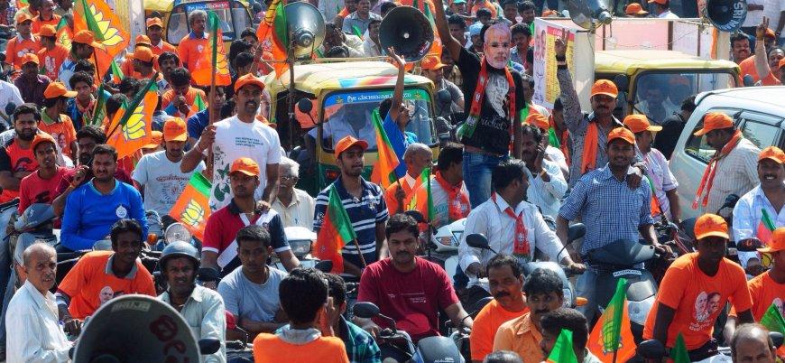 Dünyanın en büyük seçimi: Hindistan'da 900 milyon seçmen sandığa gidecek