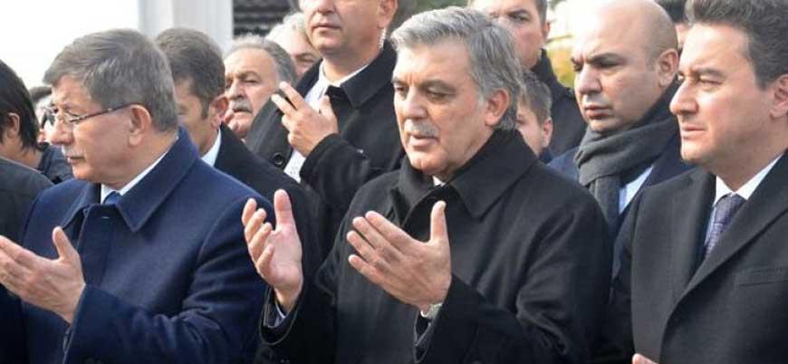 """""""Abdullah Gül yeni parti için 'bekleyin' dedi"""""""