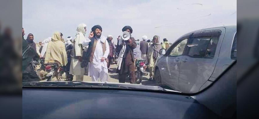 ABD ve Kabil hükümeti Afganistan'da kadınları alıkoydu, halk ayaklandı