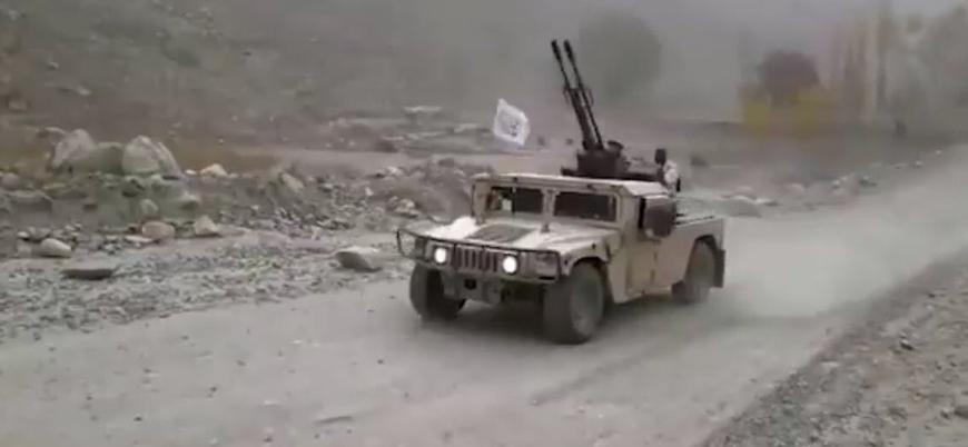 Taliban: ABD'ye ait B-52 bombardıman uçağını düşürdük