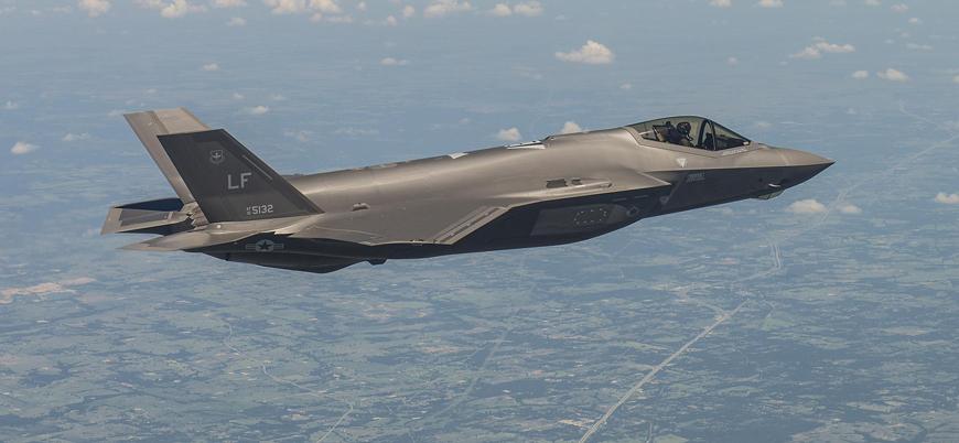 """""""Polonya Türkiye'ye F-35 teslimatının iptalini bekliyor"""""""