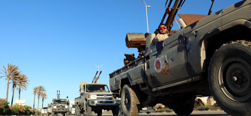 Trablus hükümeti Yermuk askeri kampını Hafter'den geri aldı