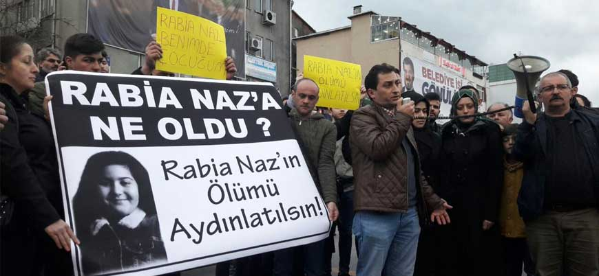 AK Partili Canikli'den Rabia Naz için Meclis araştırma talebi