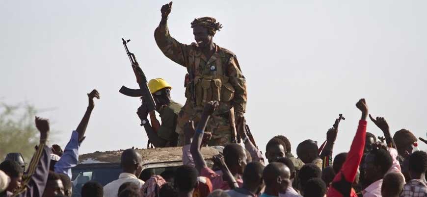 Sudan Askeri Geçiş Konseyi: İktidar derdimiz yok
