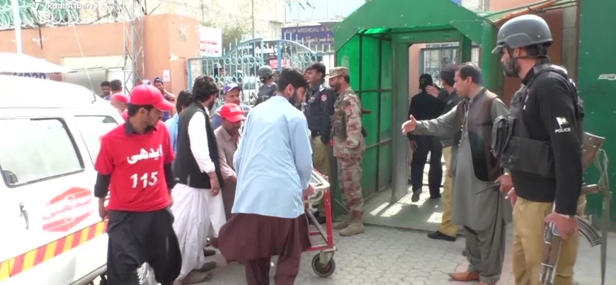 Pakistan'da Şii Hazaralara yönelik bombalı saldırıyı IŞİD üstlendi