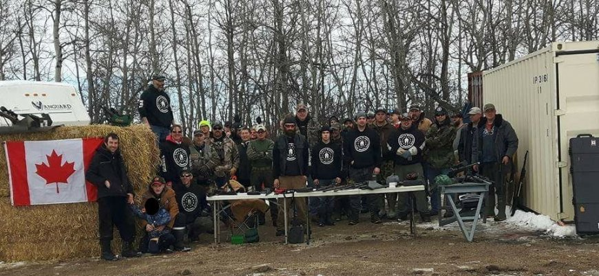 Kanada'da İslam karşıtı silahlı grup kuruldu