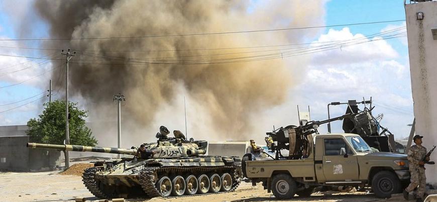 Türkiye'den Fransa'ya Libya konusunda sert eleştiriler