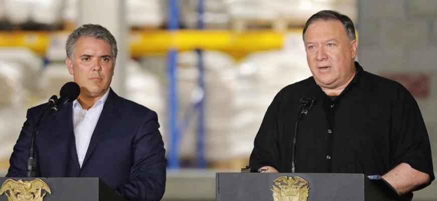 ABD'den Rusya ve Küba'ya 'Venezuela' uyarısı