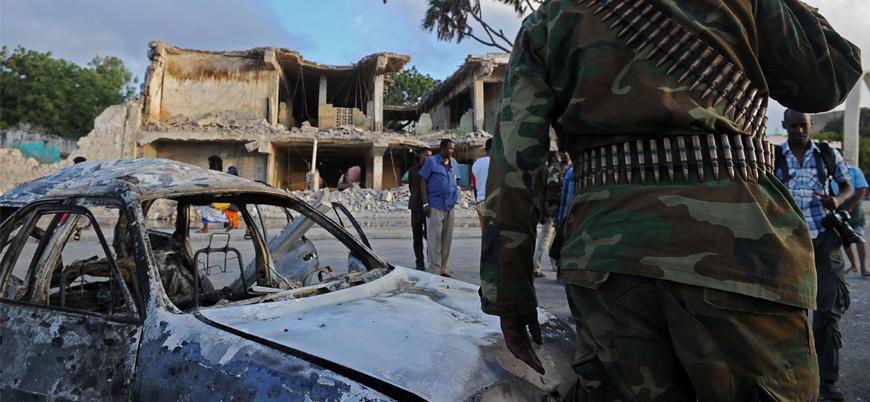 ABD Somali'de IŞİD'in ikinci ismini hedef aldı