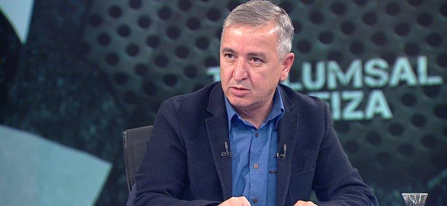 Aydın Ünal: AK Parti için büyük sorun paralel pelikan örgütü