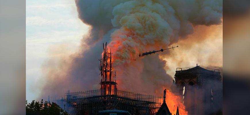 Notre Dame Katedrali'nde neden yangın çıktı?
