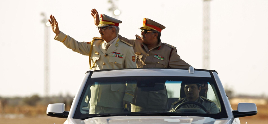 Katar'dan 'Libya'da Halife Hafter'e silah ambargosu' çağrısı
